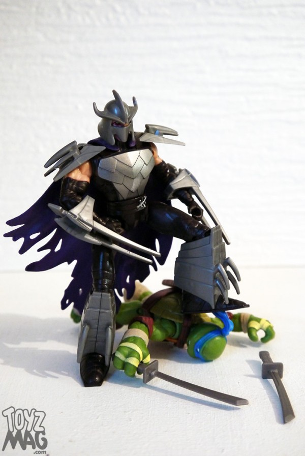 Shredder V2 Nickelodeon Teenage Mutant Ninja Turtles 2012