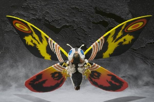 S.H. MonsterArts Mothra