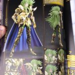 Saint Seiya Myth Cloth Ex : Shion du Belier, Radamanthes et le Taureau