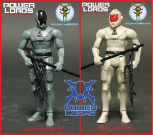 Slate Zone Soldier & Slate Zone Elite