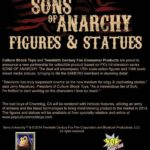 Pop Culture se lance dans Sons of Anarchy