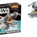 LEGO Star Wars : les Microfighters arrivent en janvier