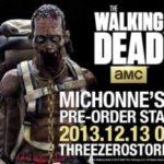 Walking Dead : les zombies de Michonne en préco aujourd'hui chez ThreeZero