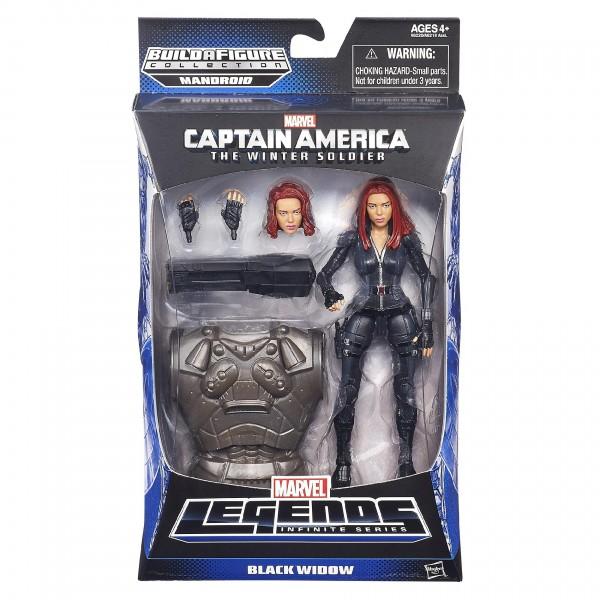 captain america marvel legends packaging black widow