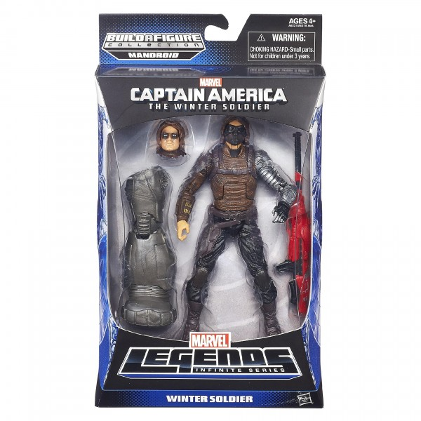 captain america marvel legends packaging winter soldier