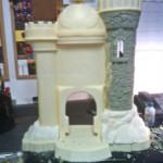 MOTUC : le proto du Castle Grayskull pas à pas.