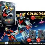 Goldorak la saga continue avec le 3ème coffret DVD