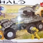 Mega Bloks Halo : Review du set USNC Anti Armor Cobra
