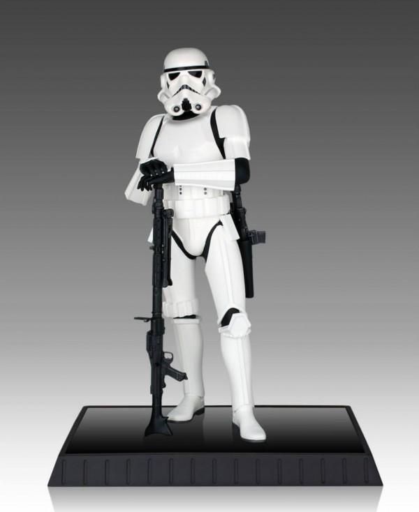 han solo stormtrooper deluxe statue GG 2