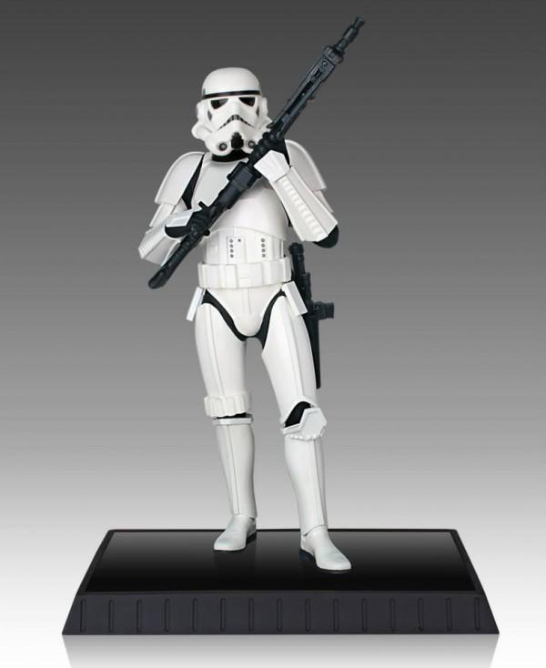 han solo stormtrooper deluxe statue GG 4