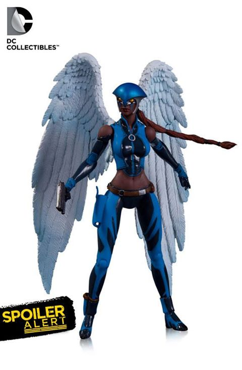 hawkgril dc collectibles