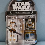 Star Wars : 212th Battalion Clone Trooper (TLC 2) Droid Factory