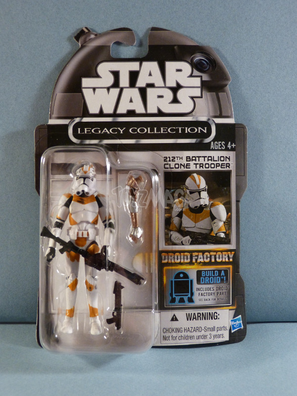 legacy collection BAD 212th Clone trooper 1