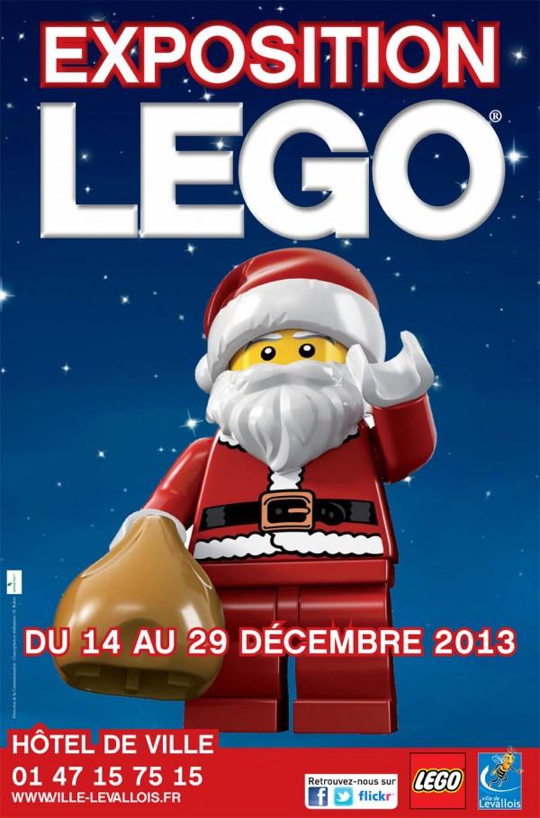 Expo Lego Levallois Perret 2013