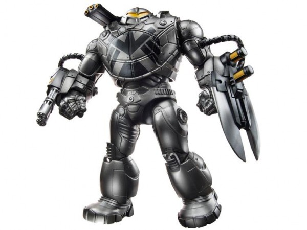 mandroid marvel legends