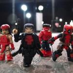 Marvel Now ! Thunderbolt Minimates dispo