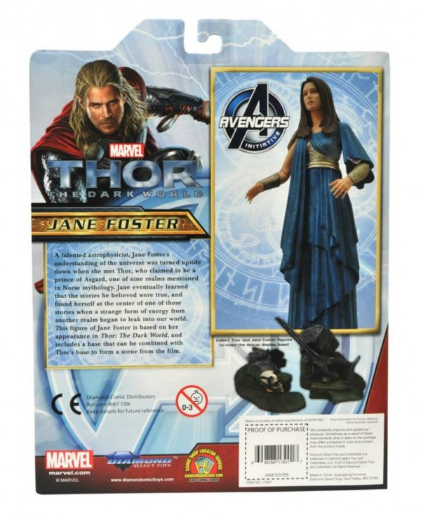 marvel select jane foster 6
