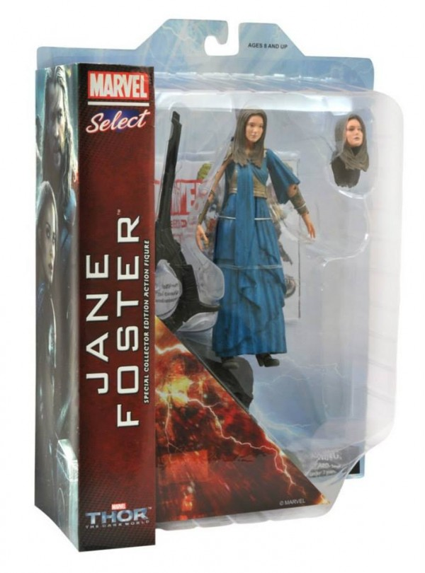 marvel select jane foster 7