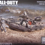 Call of Duty Mega Bloks : Review du set Rib Beach Assault