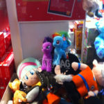 Les Peluches Ty My Little Pony et Dragon Ball dispo en France