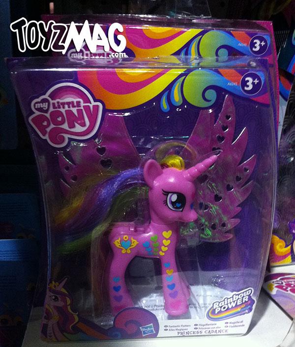 Princesse Celestia, Ailes Magiques - My Litlle Pony  Rainbow Power