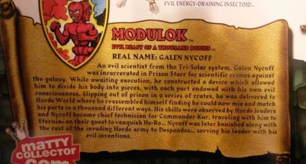 modulok bio