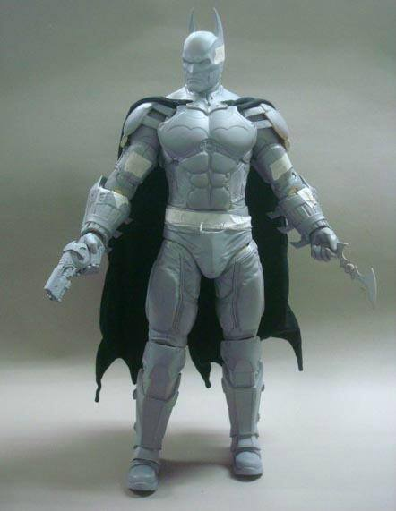 neca batman origins quarter