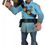 Team Fortress : Series 2 Blu Soldier & Heavy