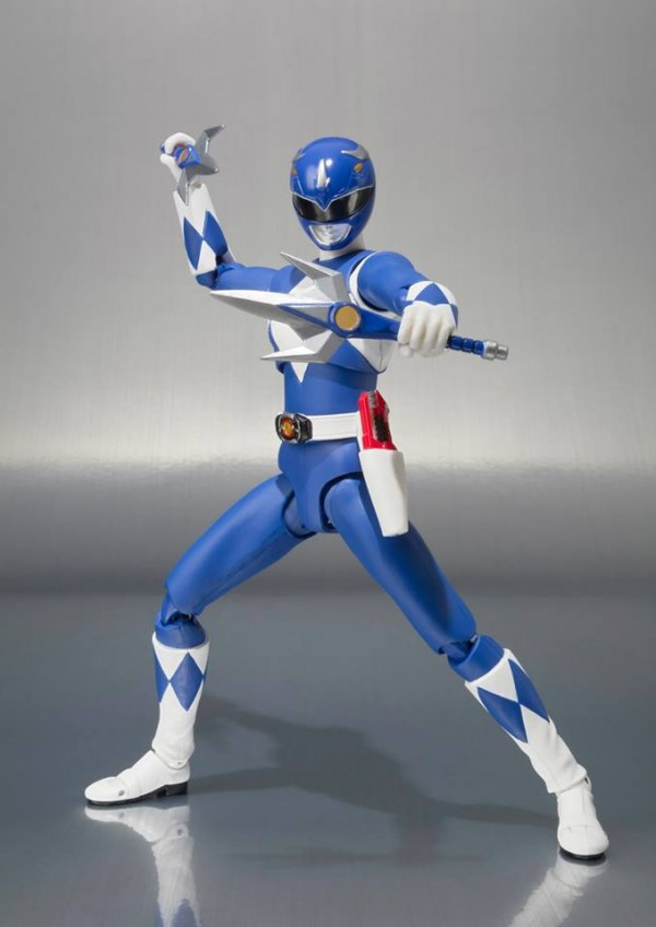 power rangers bandai tamashii bleu 2014 2