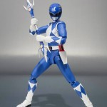 Mighty Morphin Power Rangers : S.H Figuarts Blue Ranger