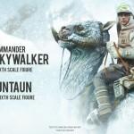 Star Wars : Luke et le TaunTaun en préco jeudi