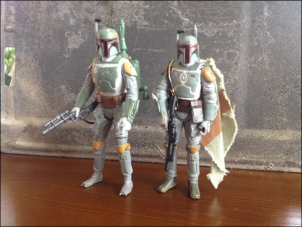 saga legends boba fett loose