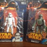 Star Wars Saga Legends : Boba Fett & Stormtrooper sur JTA