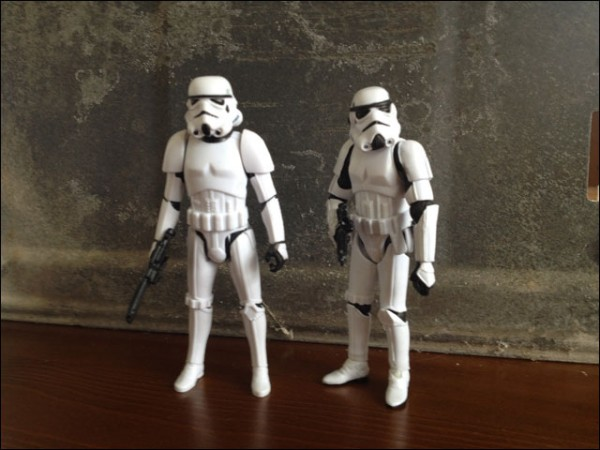 saga legends stormtrooper loose