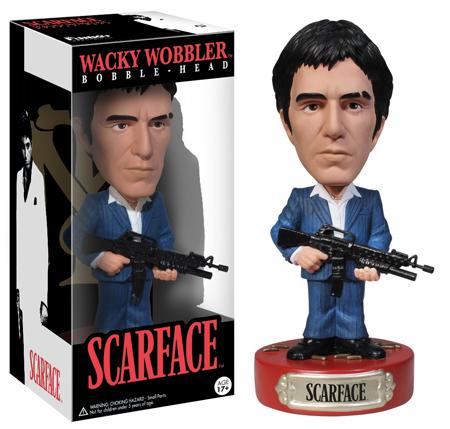 scarface wacky wobbler