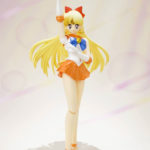 S.H. Figuarts Sailor Venus les images officielles