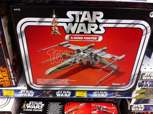 starwars x-wing TVC