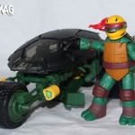 Review : TMNT Raphaël Stealth Bike