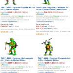 Bon plan : Promo sur les Tortues Ninja Classics