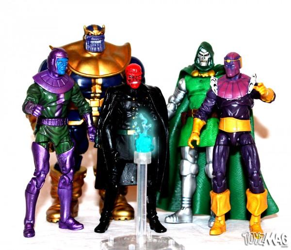 calendier de l'avent ToyzMAg jour 13 Marvel Universe