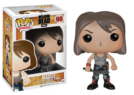 walking dead funko series 4 maggie