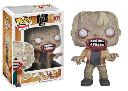 walking dead funko series 4  walker