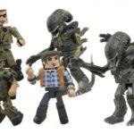 Aliens : des précisions sur les Minimates