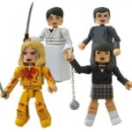 Kill Bill Minimates House of Blue Leaves 10th Ann. Box Set