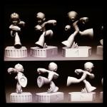 Megaman en figurine