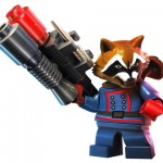 LTF2014 : Rocket Raccoon vu par LEGO