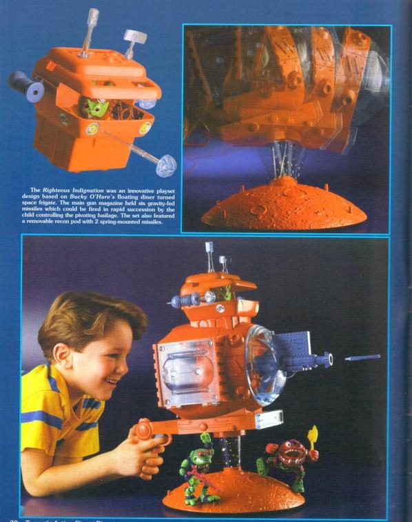 Bucky Proto 2
