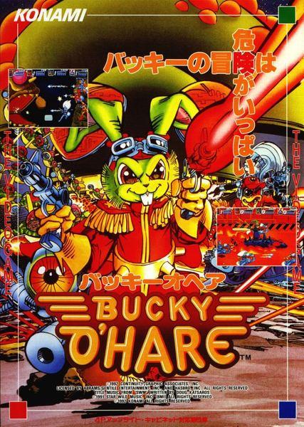 Bucky Vidéo Game