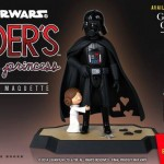 Des Statuettes Darth Vader Father par Gentle Giant