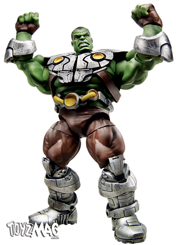 Infinite Series Hasbro  Hulk